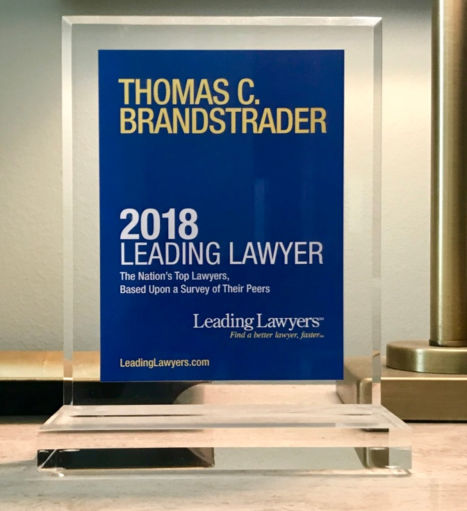 Leading Lawyer 2018